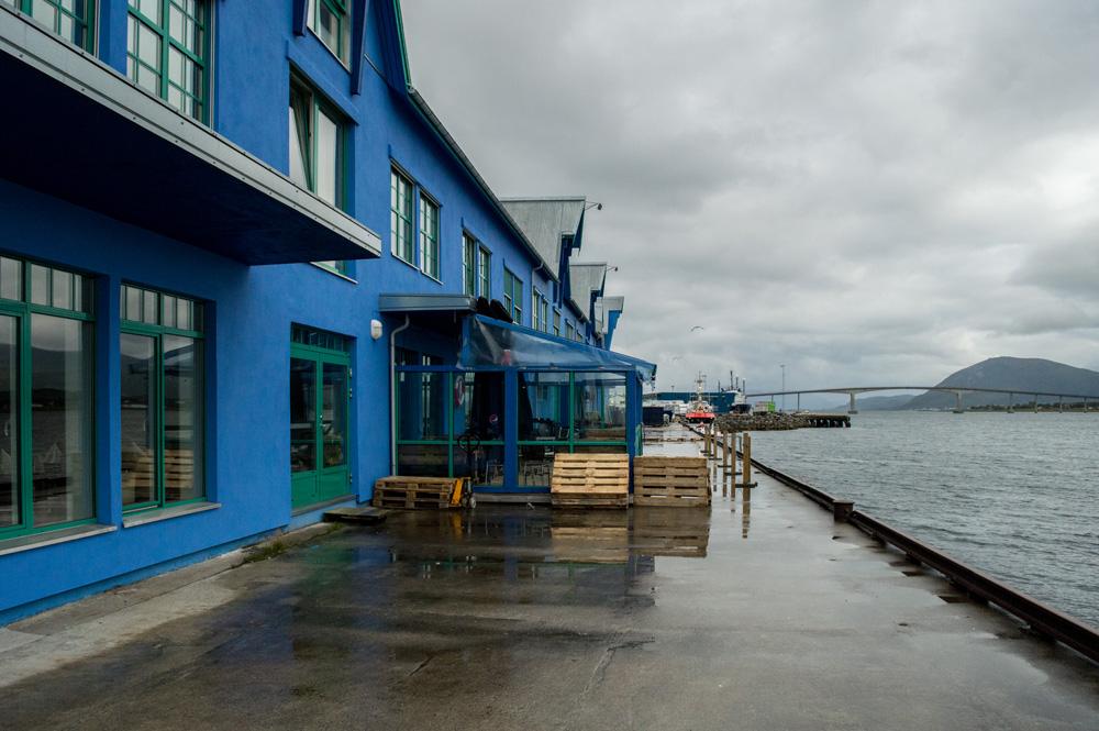 Blue City Sortland