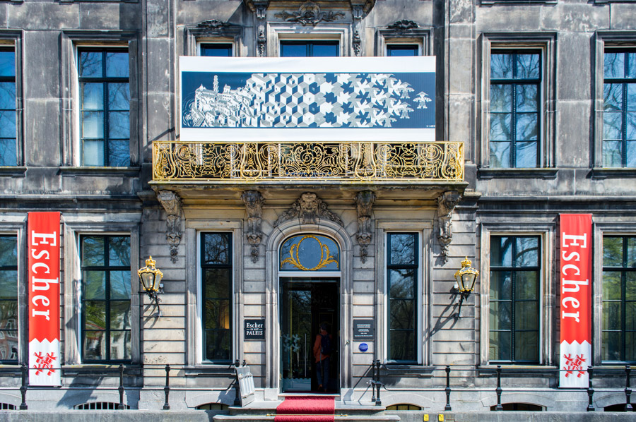 Escher Museum, The Hague.