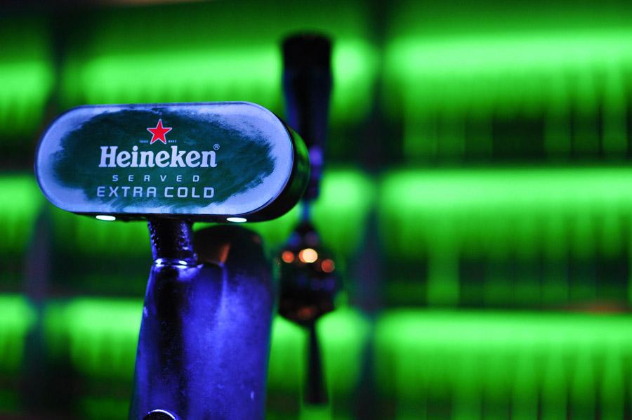 Heineken Experience Amsterdam