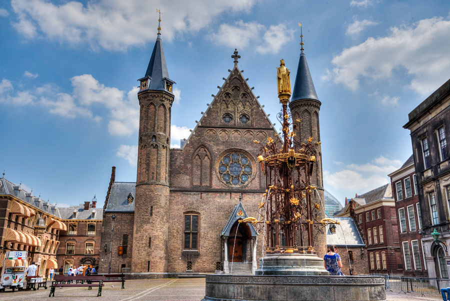 The Hague Guided Tour Binnenhof